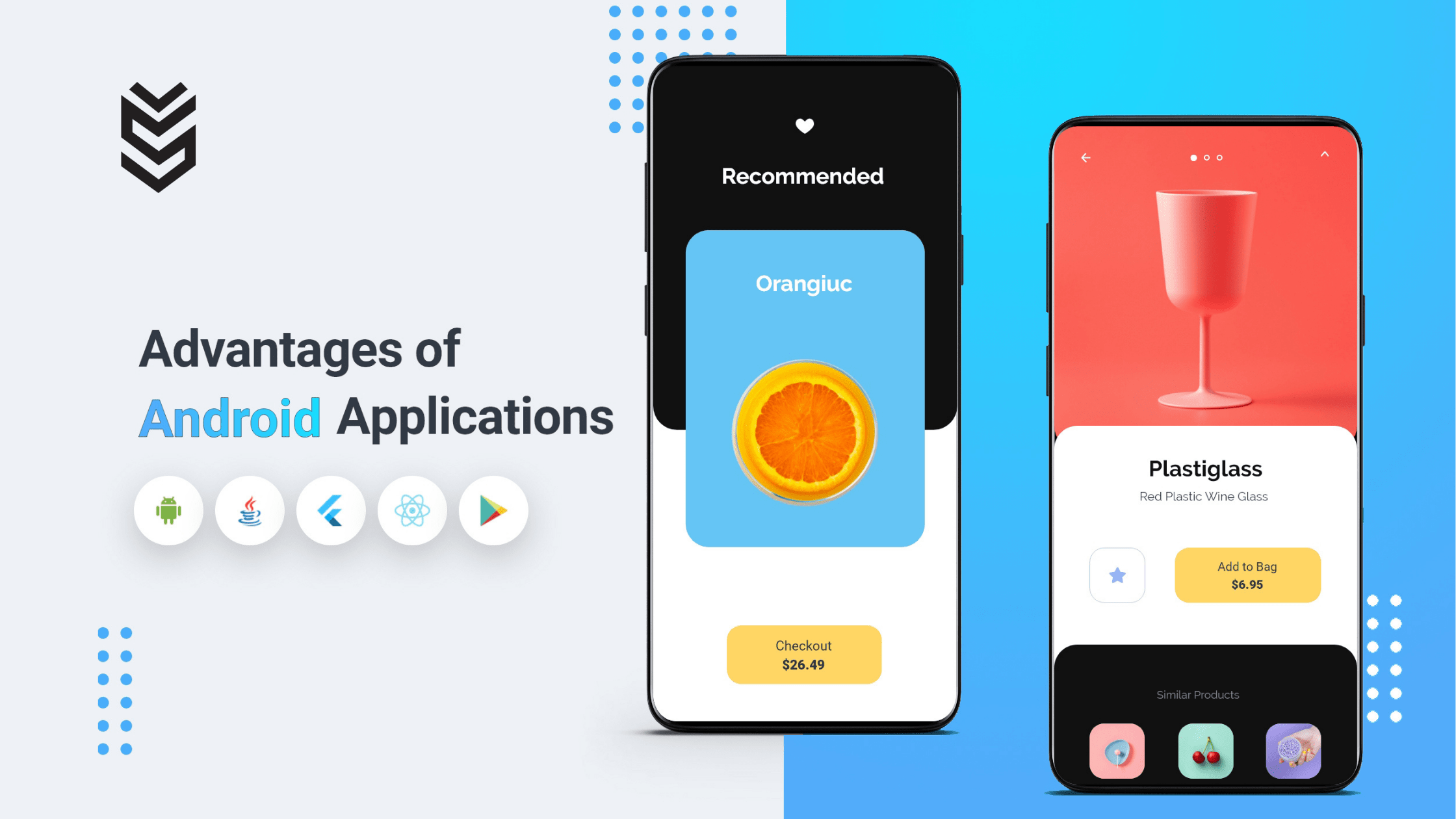 Advantages of Android Application