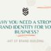 Brand identity for your business