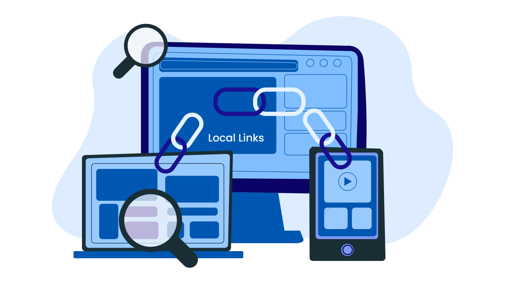 Local linking